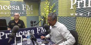 Vicentinho na Radio Princesa FM